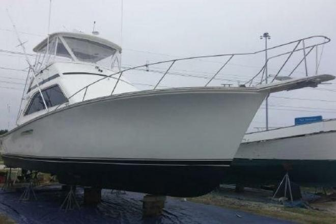 1988 Ocean Yachts (Just Reduced $20K!) - For Sale at Port Canaveral, FL 32920 - ID 110259