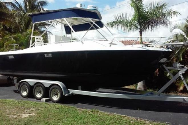 1977 Chris Craft (Totally Refit! Must See!) - For Sale at Pompano Beach, FL 33062 - ID 110286