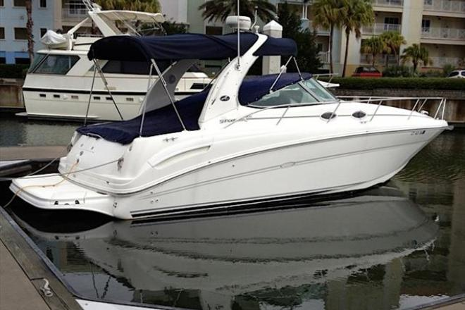 2004 Sea Ray (Excellent Condition!) - For Sale at Palm Coast, FL 32135 - ID 110287
