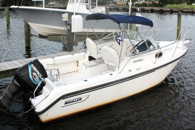 1999 Boston Whaler (Excellent Condition!) - For Sale at Salisbury, MD 21801 - ID 110302
