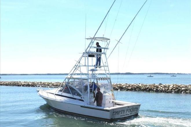 1996 Blackfin (Loaded! Diesel Power!) - For Sale at Bethany Beach, DE 19930 - ID 110305