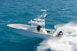 2012 Yellowfin (Only 250 Hours! Warranty!)