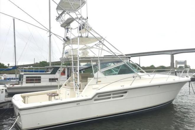 1997 Tiara (New Diesels! 360 Hours!) - For Sale at Freeport, TX 77541 - ID 110308