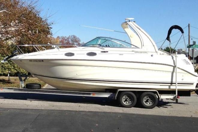 2004 Sea Ray (Excellent Condition!) - For Sale at Edgewater, MD 21037 - ID 110314
