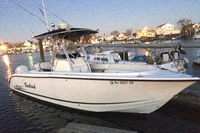1997 Hydra Sports (New Power! Low Hours!) - For Sale at Brooklyn, NY 11201 - ID 110322
