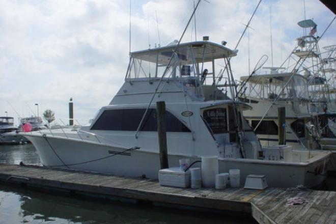 1984 Ocean Yachts (Must See!!) - For Sale at Ocean City, NJ 8226 - ID 110329