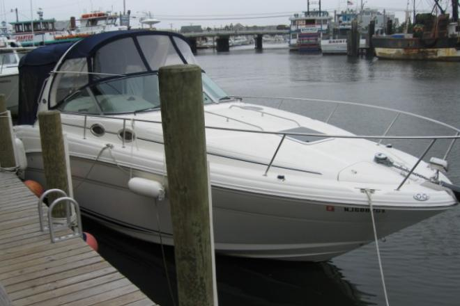 2005 Sea Ray Sundancer (only 265 hours!!) - For Sale at Manasquan, NJ 8736 - ID 110330