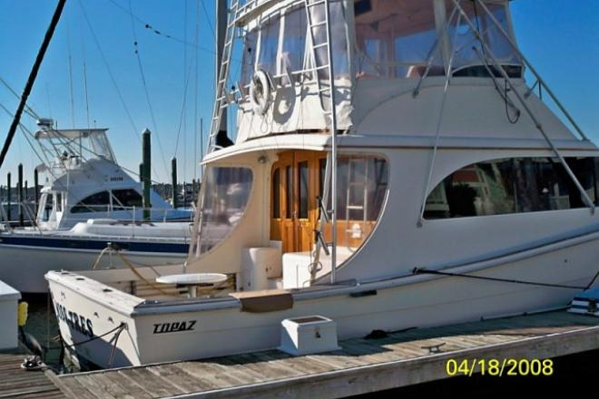 1987 Topaz (LOADED!) - For Sale at Southport, NC 28461 - ID 110331