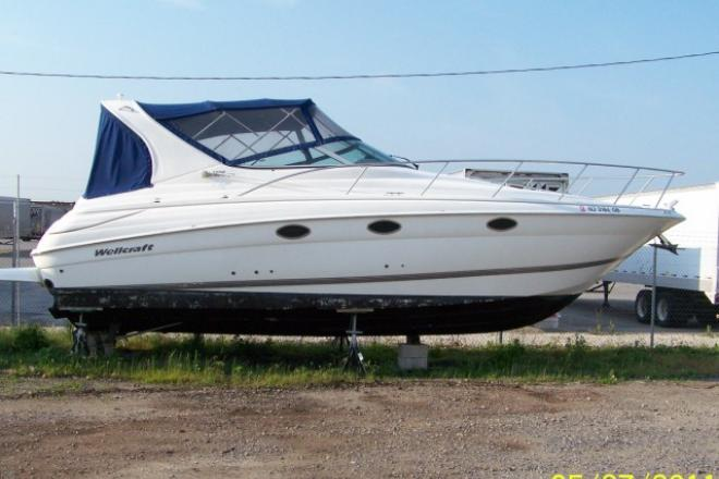 2002 Wellcraft (Only 61 Hours!!) - For Sale at Pennsauken, NJ 8110 - ID 110333