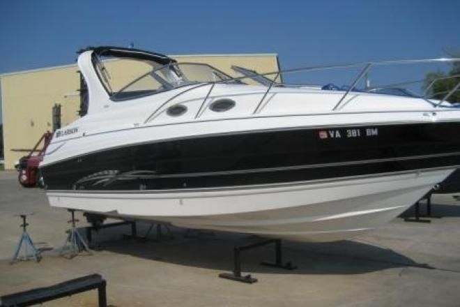 2007 Larson 260 (Only 170 Hours!) - For Sale at Occoquan, VA 22125 - ID 110338