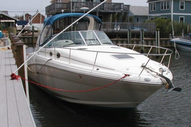 2002 Sea Ray Sundancer (Loaded! Priced to move!) - For Sale at Manasquan, NJ 8736 - ID 110339