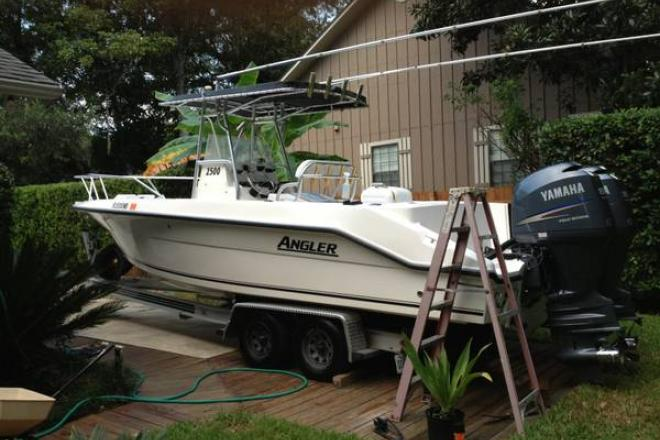 2003 Angler (2010 Four Strokes) - For Sale at Saint Augustine, FL 32080 - ID 110347