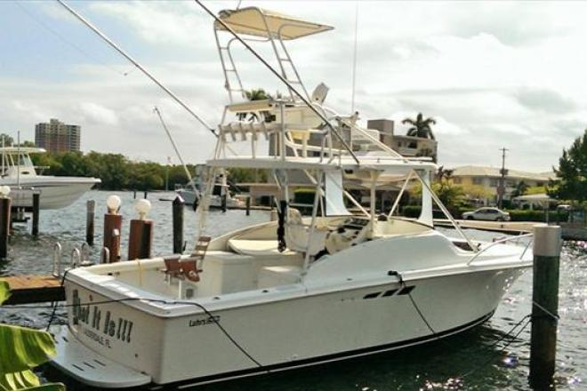 1994 Luhrs (Tower! Excellent Condition!) - For Sale at Ft Lauderdale, FL 33331 - ID 110351
