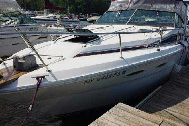 1989 Sea Ray (Priced to Sell!) - For Sale at Rochester, NY 14617 - ID 110354