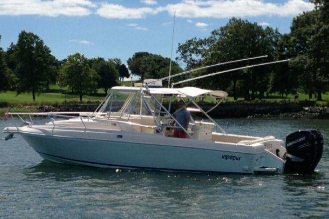 1996 Intrepid (New 4 Strokes! Full Warranty!) - For Sale at Danvers, MA 1923 - ID 110359