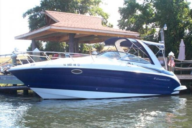 2008 Crownline (Only 225 Hours!) - For Sale at Keyport, NJ 7735 - ID 110361