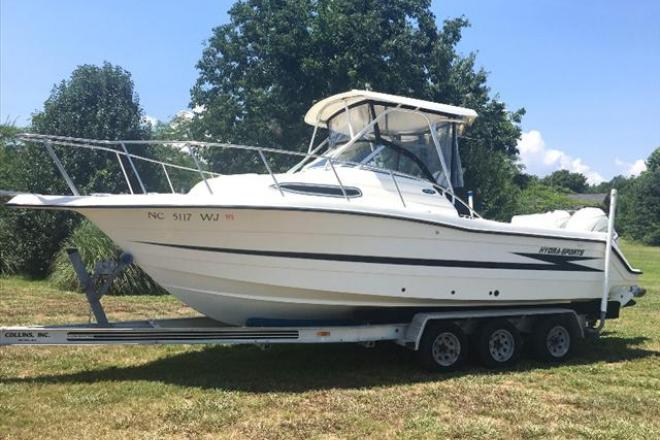 1999 Hydra Sports (Excellent Condition!) - For Sale at Sneads Ferry, NC 28460 - ID 110369