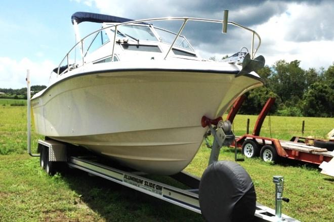 1995 Grady White (Excellent Condition!) - For Sale at Hudson, FL 34667 - ID 110375