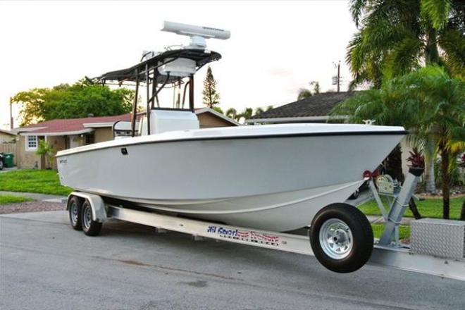 2013 White Water (Only 40 Hours! Mint!) - For Sale at Old Saybrook, CT 6475 - ID 110381
