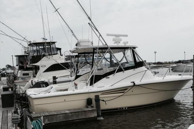 2003 Pursuit (Diesel Power! Low Hours!) - For Sale at Bay Shore, NY 11706 - ID 110390