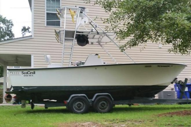 2010 Sea Craft (Refit in 2010! 100 Hours!) - For Sale at Wilmington, NC 28401 - ID 110396