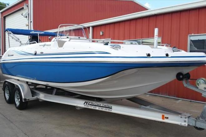 2015 Hurricane (21 Hours! Warranty! Mint!) - For Sale at San Antonio, TX 78201 - ID 110402