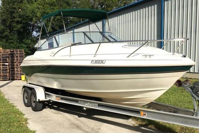 1997 Monterey (300 Hours! Excellent Condition!) - For Sale at Jacksonville, FL 32201 - ID 110405