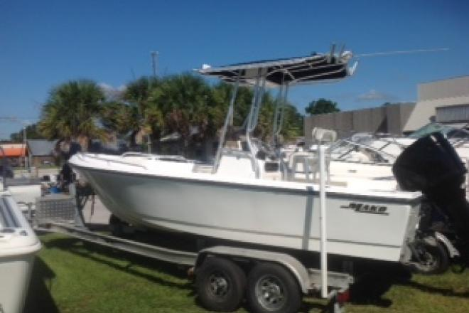 2004 Mako (Only 298 Hours!) - For Sale at Atlantic Beach, NC 28512 - ID 110406