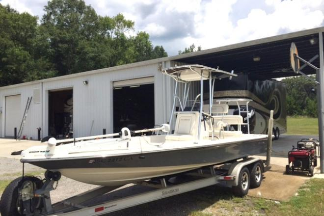 2008 Shearwater (Only 36 Hours! Warranty!) - For Sale at Hardeeville, SC 29927 - ID 110410