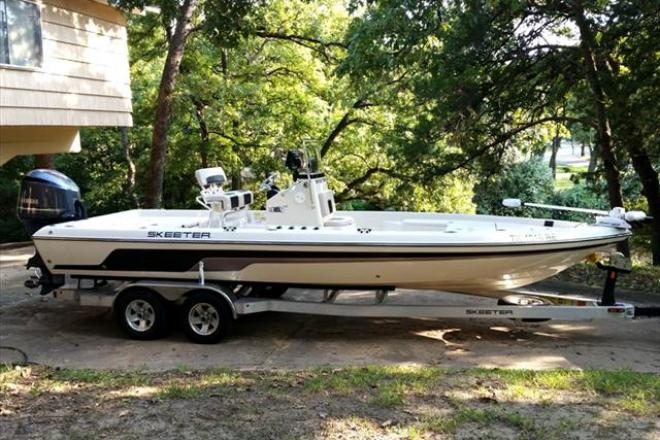 2012 Skeeter (Only 84 Hours!) - For Sale at Irving, TX 75014 - ID 110411
