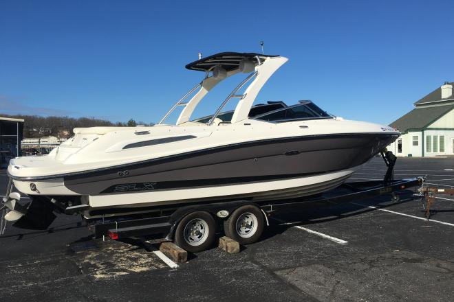 2007 Sea Ray Select SLX - For Sale at Osage Beach, MO 65065 - ID 110456
