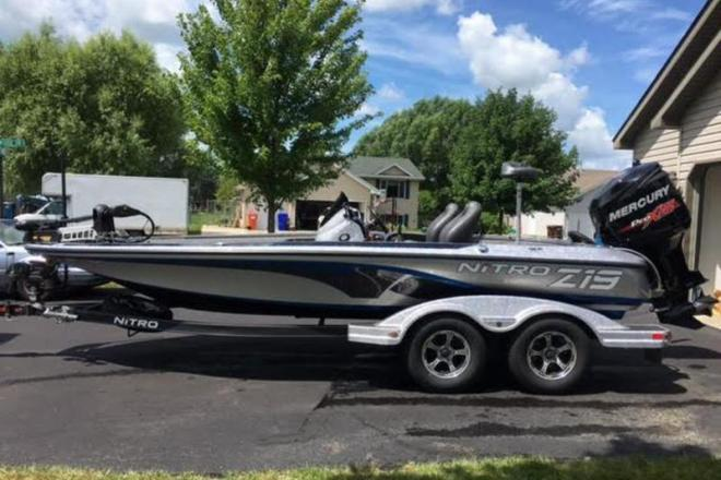 2017 Nitro Z19 - For Sale at Waconia, MN 55387 - ID 110472