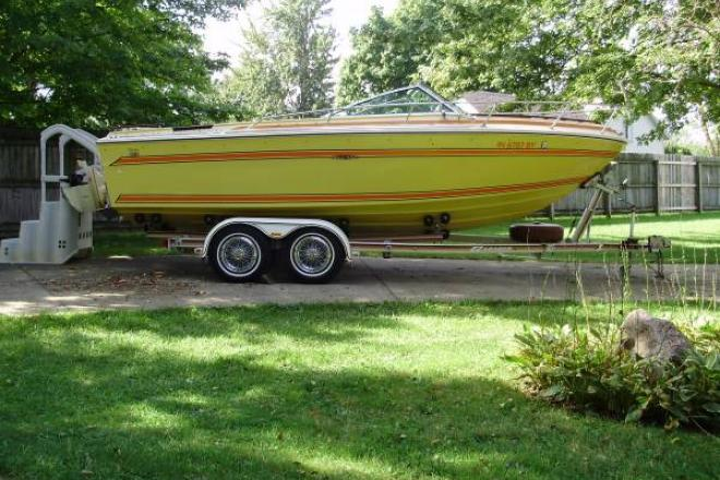 1978 Sea Ray Cuddy Cabin - For Sale at Fort Wayne, IN 46801 - ID 110551