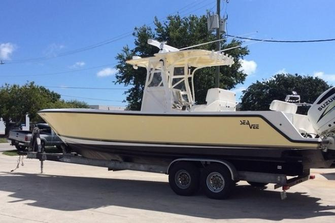 2006 Sea Vee (2016 Power! 210 Hours!) - For Sale at Cape May, NJ 8204 - ID 110630
