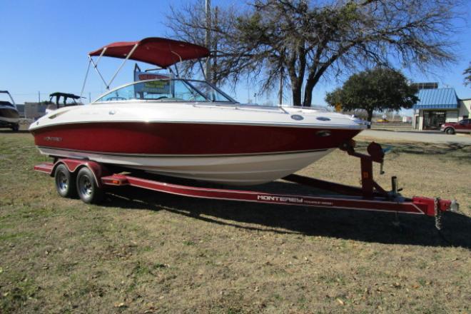 2006 Monterey 228 Si Montura - For Sale at Lewisville, TX 75077 - ID 110632