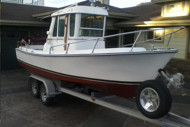1984 Shamrock Pilothouse - For Sale at Brookings, OR 97415 - ID 110785