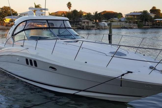 2007 Sea Ray Sundancer - For Sale at Clearwater, FL 33755 - ID 110861