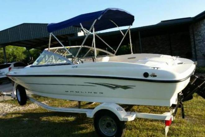 2009 Bayliner 175 BR - For Sale at San Marcos, TX 78666 - ID 110921