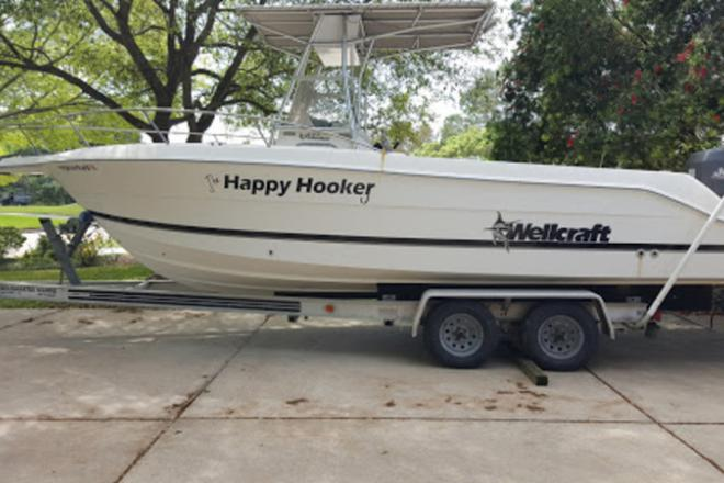 1999 Wellcraft Kingfisher - For Sale at Missouri City, TX 77459 - ID 110922