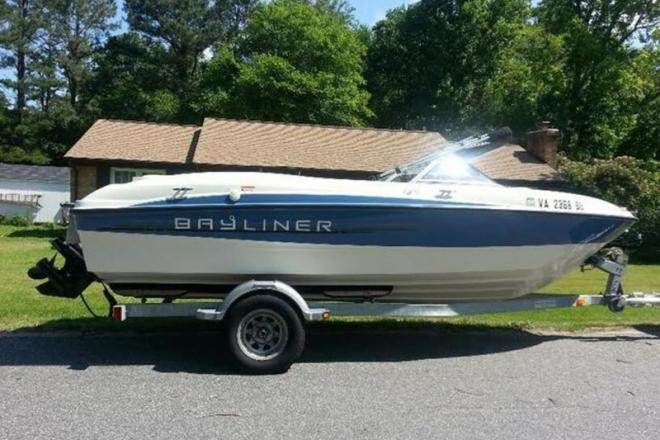 2011 Bayliner Ski and Fish 185 - For Sale at Midlothian, VA 23112 - ID 111042