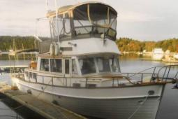 1980 Grand Banks Classic