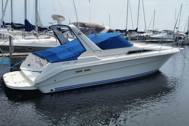 1990 Sea Ray 310 Sundancer - For Sale at Menominee, MI 49858 - ID 111185