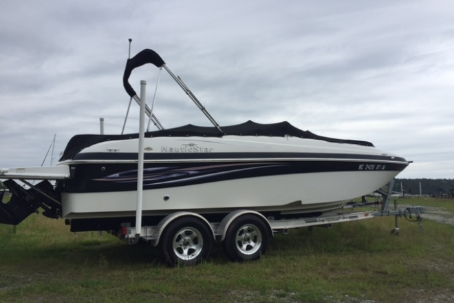 2012 Nautic Star 222SC Sport Deck - For Sale at Apex, NC 27502 - ID 111188