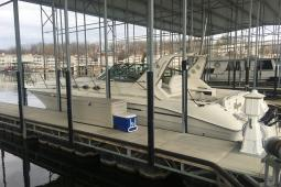 1999 Sea Ray 400 Express