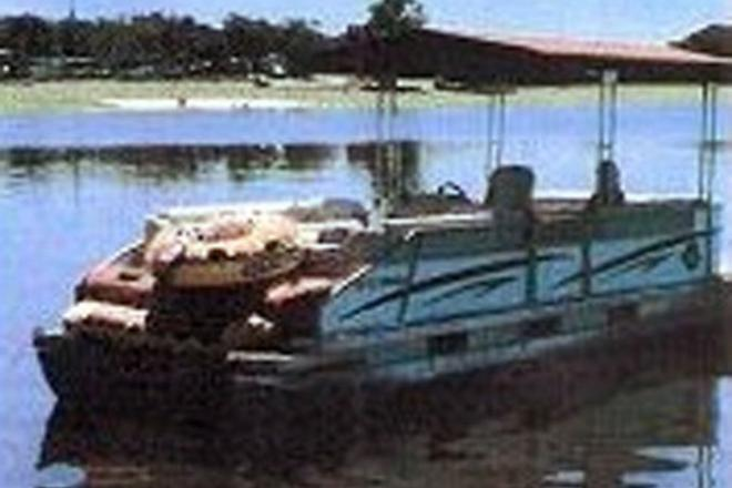 1986 Sun Tracker Party Barge - For Sale at North Richland Hills, TX 76117 - ID 111861