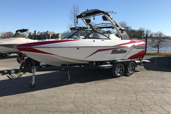 2017 Malibu 21 VLX - For Sale at Madison, WI 53701 - ID 109584