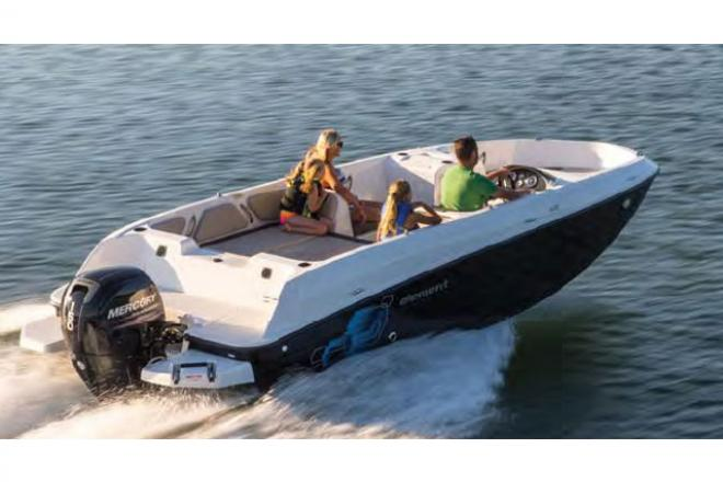 2017 Bayliner Element E21 - For Sale at Grand Haven, MI 49417 - ID 104526