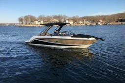 2016 Sea Ray 280SLX