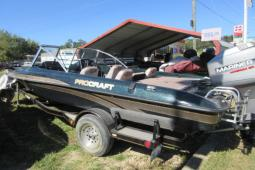 1997 ProCraft 200 COMBO FISH N SKI / 200 hp Mercury Outboard