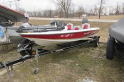 2007 Stratos 176XT / 50hp Mercury Outboard
